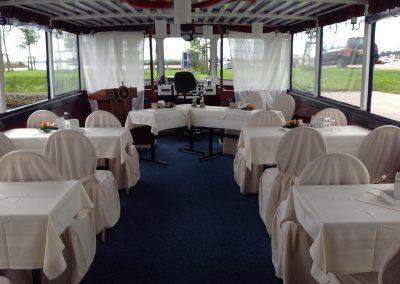 Trouwen op de boot Pieter Dekker Rondvaarten